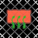 Defrost Indicator Icon