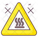 Defrost Sign Icon