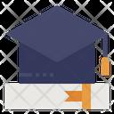 Education Degree Course Icon