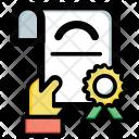 Degree Icon