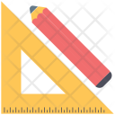Degree Square Drawing Icon