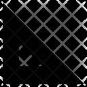 Degree Set Square Icon