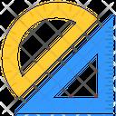 Degree Square Tool Icon