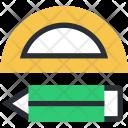 Degree Tool Geometrical Icon