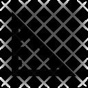 Degree Tool Geometry Icon