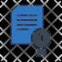 Degree Certificate Report Icon