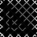 Degree Square Drafting Tool Geometry Icon