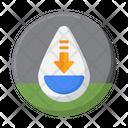Dehydration Icon