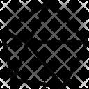 Dekaeder conex Icon