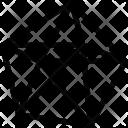 Dekaeder polyhedron Icon