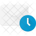 Delay Mail Icon