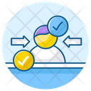 Delegating Task Task Assigning Employee Task Icon