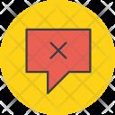 Delete Remove Cancel Icon
