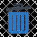 Delete Trash Recyclebin Icon