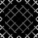 Circle Delete Icon