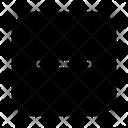 Interface Delete Hide Icon
