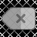 Delete Remove Web Icon