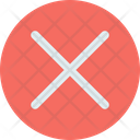 Delete Remove Reject Icon