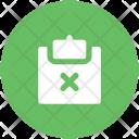 Delete Sign Cross Icon