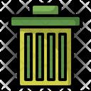 Delete Interface Trash Icon