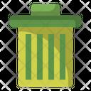 Delete Trash Remove Icon