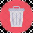 Delete Remove Basket Icon