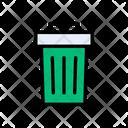 Delete Trash Recycle Icon