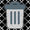 Delete Trash Garbage Icon