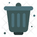 Delete Trash Trash Can Icon