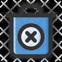 Delete Remove Trash Icon