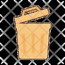 Delete Remove Recyclebin Icon