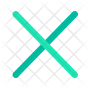 Delete Remove Cross Icon