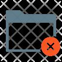 Delete Remove Collection Icon