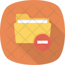 Delete Files Folder Icon