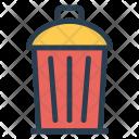 Delete Garbage Trash Icon