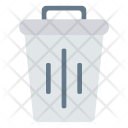 Delete Trash Can Icon