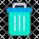 Trash Move Remove Icon