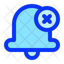 Delete Alarm Cancel Alarm Alert Icon