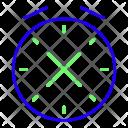 Alarm Clock Watch Icon