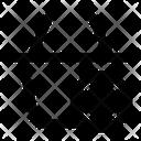 Delete Basket Icon