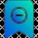 Delete Bookmark Remove Bookmark Delete Icon
