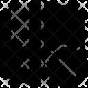 Delete box Icon