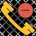 Delete call Icon