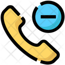 Delete Call Icon