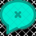 Chat Comment Delete Icon