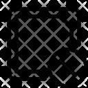 Delete Circuit Icon