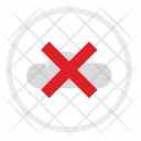 Cloud Delete Close Icon
