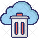 Cloud Infographic Infographic Library Online Graphs Icon