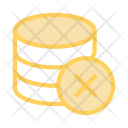 Delete Mainframe Datacenter Icon