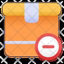 Delete Delivery Icon
